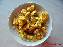 Paleo od kuchni: Indyk curry w mleku kokosowym