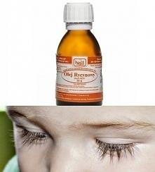Olej rycynowy – naturalna substancja z której płyną same korzyści za grosze. ...