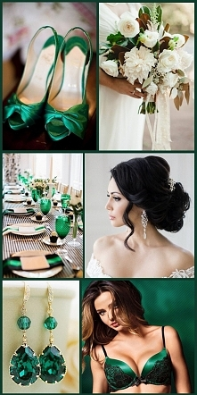 Emerald Wedding <3
