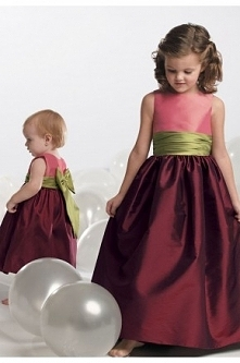 Taffeta Long Dress By Jorda...