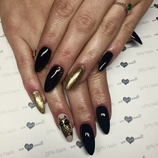 Sówka :) Nails by Aleksandra, Beautica