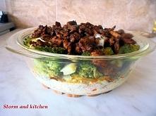 Paleo od kuchni: Zapiekanka brokułowo-kalfiorowa - idealna dla osób na protokole autoimmunologicznym
