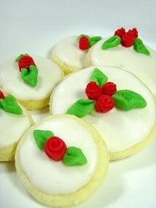 Ciasteczka z lukrem