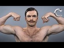 100 Years of Beauty - Episode 12: USA Men (Samuel) Tym razem wygląd facetów przez dekady. Ponownie moim faworytem są lata 40-ste