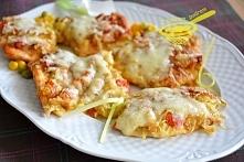 Kurczak zapiekany z porem i mozzarellą- klik