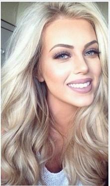 blondynka....