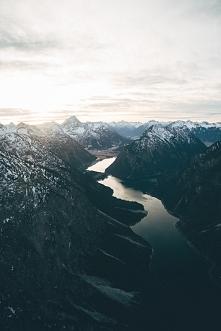 Austria, Alpy
