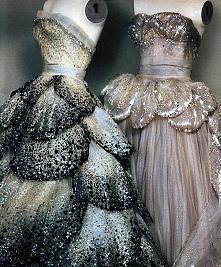 Dokładnie tak wyobrażałam sobie sukienki wróżek jak byłam mała