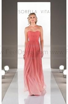 Sorella Vita Ombre Bridesmaid Dress Style 8472OM