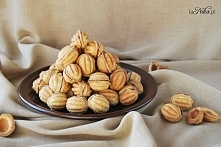 Słodkie orzeszki z kremem kakaowym. Przepis po kliknięciu w zdjęcie