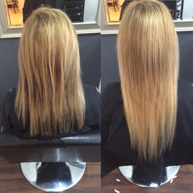 Przedłużanie Włosów Na Fryzury Zszywkapl