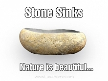 #stone #sinks #Lux4home