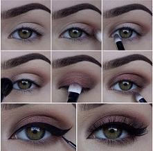 Świetny makijaż ♥