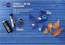 W konkursie do wygrania są zestawy kosmetyków marki NIVEA:     50 x zestawów ...