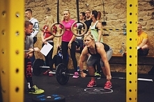 never ever give up! crossfit it's my life !
