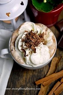 Gorąca czekolada na azie mleka kokosowego. lekka, niskokaloryczna, pyszna. id...