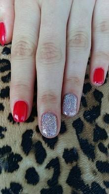 manicure hybrydow