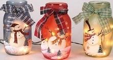 Świąteczne świeczniki ze sł...