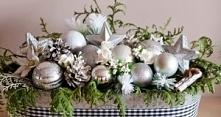 Świąteczne dekoracje domu -...