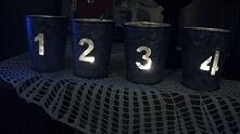 świeczniki adwentowe