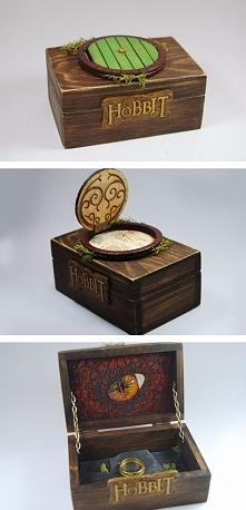 Oryginalne pudełko na pierścionek zaręczynowy :)