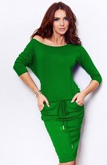 SAF Vivis sukienka zielona ...