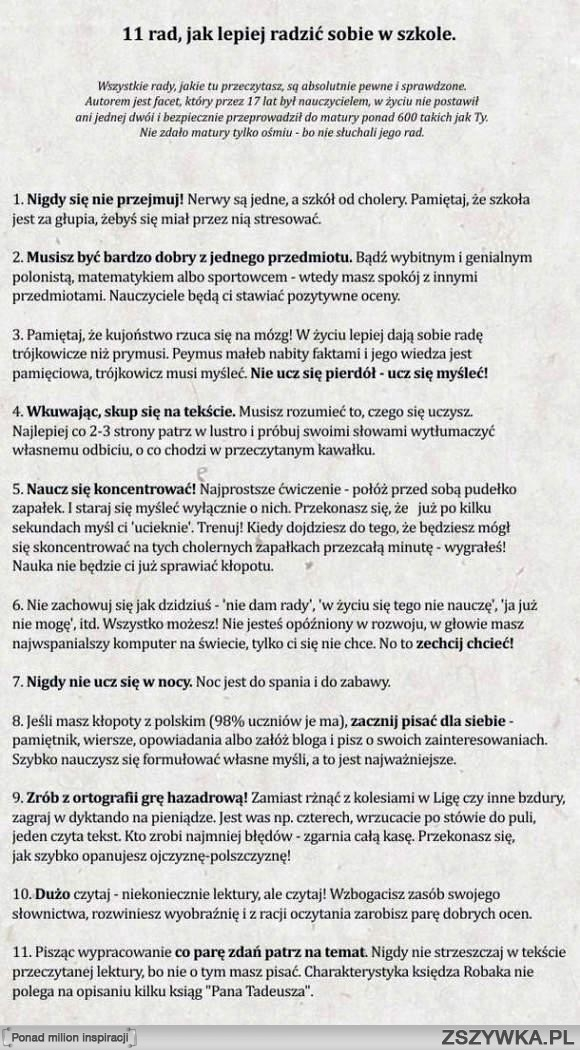 11 Rad Na Cytaty Zszywkapl