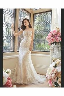 Sophia Tolli Style Y11638 - Basilia Strapless sweetheart dream taffeta fit and flare wedding dress USD$449.00 (48% off) 2016 wedding dress,cheap wedding dresses online,plus size...