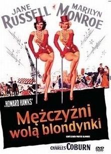 Mężczyźni wolą blondynki ....  Dwie piosenkarki będące przyjaciółkami, Lorelei Lee oraz Dorothy Shaw, odbywają podróż do Paryża. Ich tropem rusza prywatny detektyw, który ma zna...