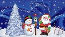 Z okazji Świąt Bożego Narodzenia życzę Wam nadziei, własnego skrawka nieba, zadumy nad płomieniem świecy, filiżanki dobrej, pachnącej kawy, piękna poezji, muzyki, pogodnych świą...