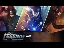 DC's Legends of Tomorrow | Hero Evolution | The CW  Super zwiastun! Jeszcze 28 dni...