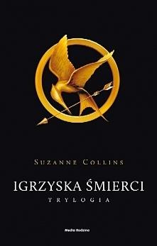 Igrzyska śmierci TRYLOGIA - Suzanne Collins