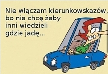 kobieta za kierownica:)