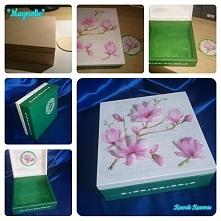 Sospeso na magnoliach :)