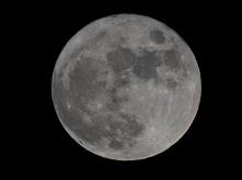 Księżyc...