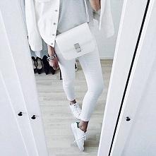 Kocham biały <3