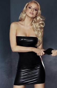 7heaven Oxana komplet Zestaw bielizny kipiący erotyzmem, mini sukienka wykona...