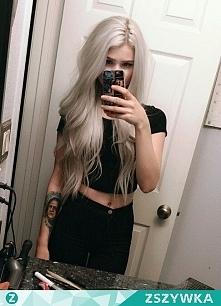piękne włosy Długość,kolor  Marzenie
