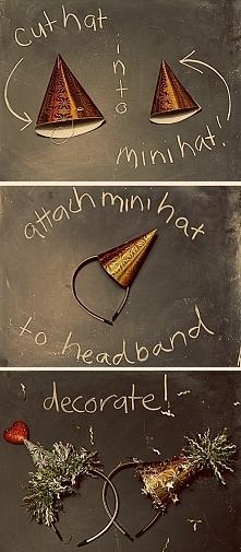 Pomysłowe sylwestrowe nakry...