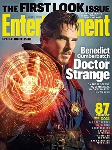 Oficjalny Doctor Strange