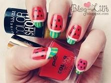 Pomysły n paznokcie :)