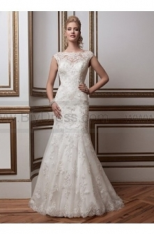 Justin Alexander Wedding Dress Style 8797  $459.00(55% off)  2016 wedding dre...