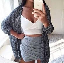 #stylizacja#moda#spódniczka...