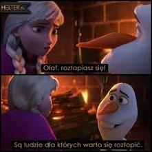 Olaf i to chyba wystarczy