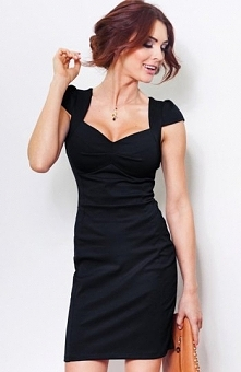 SAF 23-2 sukienka czarna El...