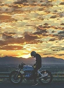 BMW & sunset *_*