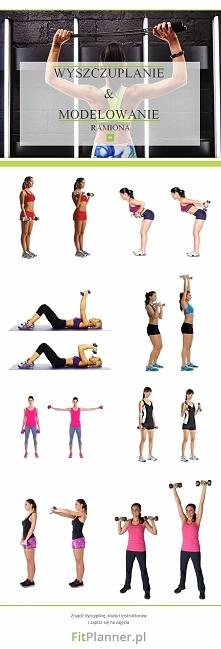 Ćwiczenia modelujące ❤️ ramiona WYKONANIE: Wykonaj każde ćwiczenie w 3 seriach po 60 sekund. A może szukasz klubu fitness dla siebie? Wyszukaj go na FitPlanner i poznaj opinie o...