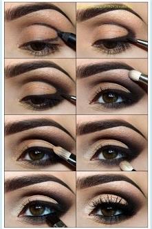 wieczorowy make-up