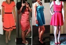 Która sukienka na luzacką imprezę sylwestrową? + co myślicie o każdej?