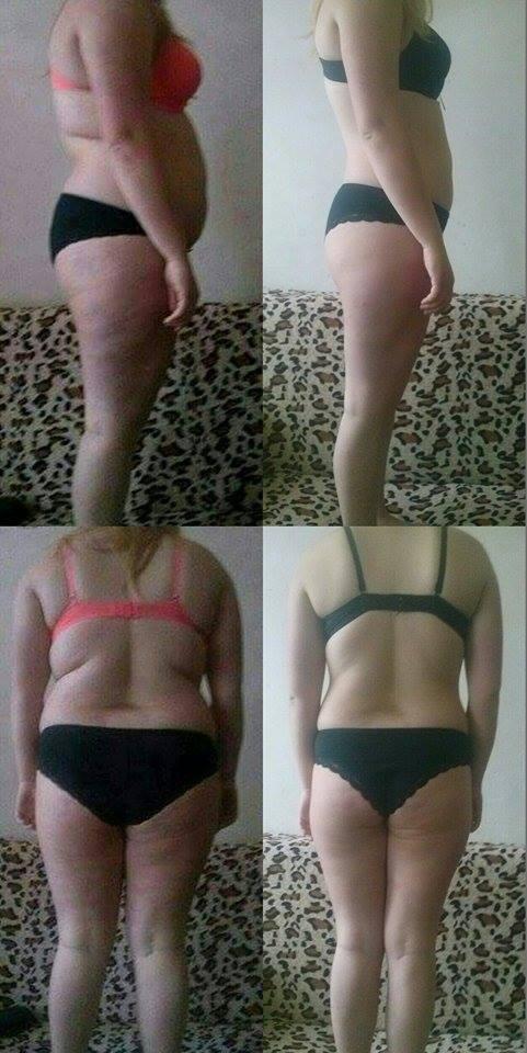 Moje 6 miesięcy walki! Pierwsze zdjęcie: 1 stycznia Drugie zdjęcie: 30 czerwca  Ogólnie schudłam -18 kg! Ale przez wakacje opuściłam się i przestałam odchudzać przez pół roku...Od 1 stycznia zaczynam dalszą dietę i ćwiczenia :) Trzymajcie kciuki :*